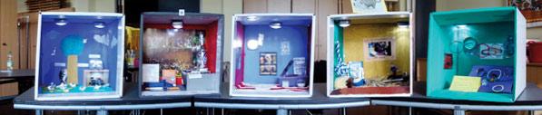KunstFühlung Projekte Museumsbox – Beschreibung